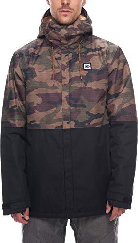 シックスエイトシックス スノーボードウェア ジャケット メンズ Foundation Insulated Jacket L8W117 CA...
