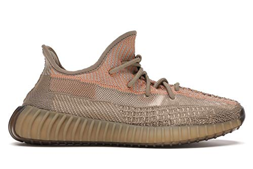 adidas Mens Yeezy Boost 350 V2 Sand Taupe Fz5240 - Size 14 (14, Numeric_13)