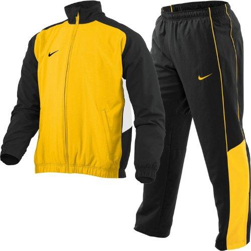 Nike chándal para Negro de amarillo 329354703Deportes de equipo, unisex hombre, color amarillo, tamaño extra-large