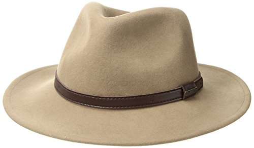 Pendleton Men's Outback Hat, Putty, XL