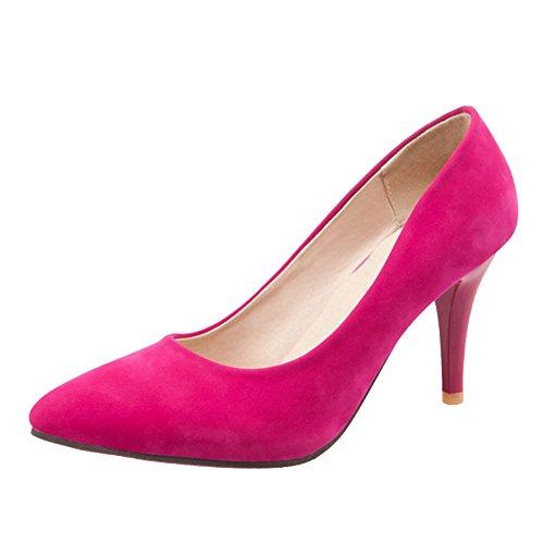 Onewus Escarpins pour Femmes à Bout Pointu, Chaussures...