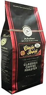 コーヒー豆 クラシカルコーヒーロースター 100% アラビカ 豆 クラシックブラジル 250g (8.8oz) 豆のまま