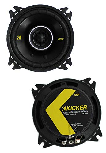 Kicker CS4 (CS44)- 10 cm 2 vías Albrecht-sistema