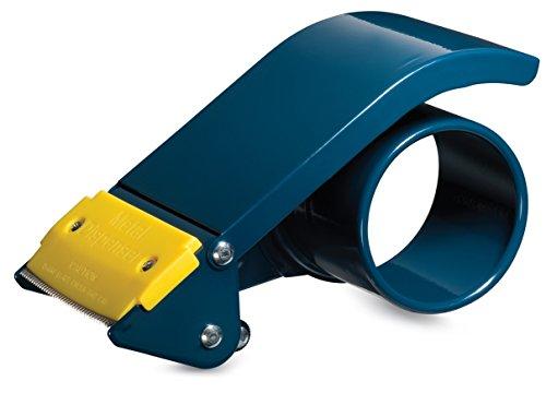 WOD MFTD2 Heavy Duty Metal Frame Filament Strapping Tape Dispenser: Fits 2 inch Wide Tape, Metal