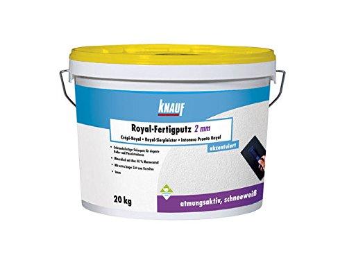 Knauf Royal-Fertigputz Reibeputz 2,0 mm 20 Kg