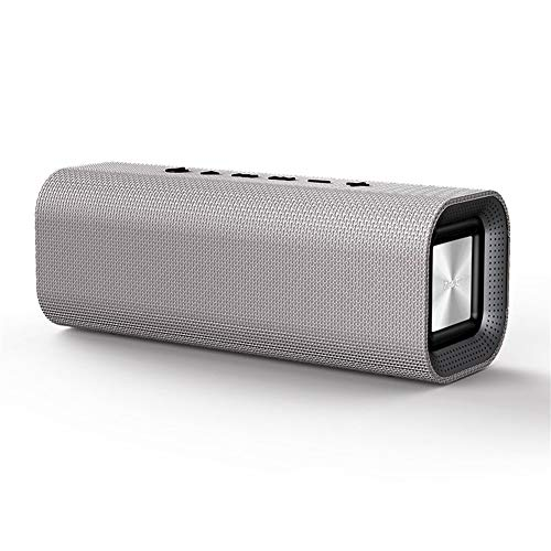 HiFi Bluetooth Luidspreker Draagbare draadloze Bluetooth Speaker Stereo grote vermogen 10W AUX TF Music Subwoofer Column Speakers for Computer Nieuwe Gift Krachtige Usb Bluetooth Speaker