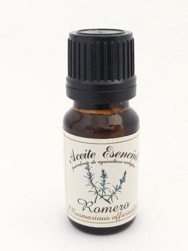 Aceite esencial ecológico de Romero. 12 ml.