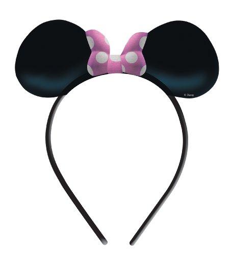 4x serre-tête Disney Minnie Mouse - Minnie
