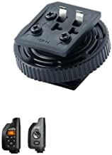 PocketWizard Replacement Hot Shoe Foot for Plus III and PlusX Transceivers