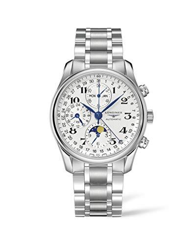 [ロンジン]LONGINES 腕時計 ロンジン マスターコレクション 自動巻き L2.673.4.78.6 メンズ 【正規輸入品】