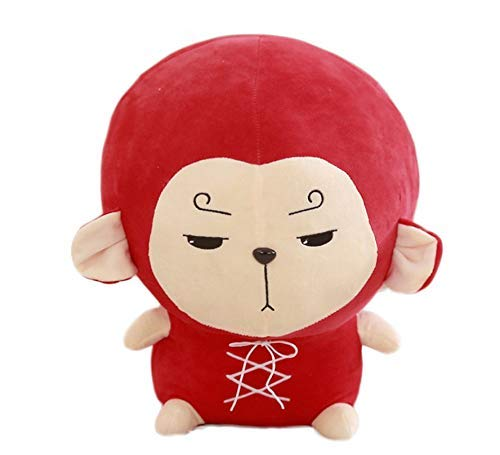 Xin Yao Store Juguete De Peluche Flor Viaje Hwayugi Mono Kawaii Almohada Goku Korean TV A Korean Odyssey Star Cojín Relleno 30Cm