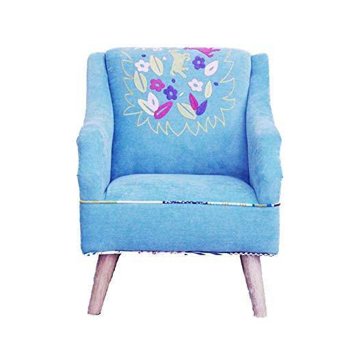 JJZXT Lazy Sofa- Fabric Recliner Chair Ergonomisch verstellbares Einzelsofa mit dickerem Sitzkissen Modernes Heimkino-Sitzmöbel for den Wohnbereich