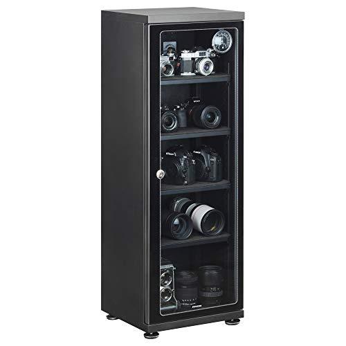 HAKUBA防湿庫E-ドライボックス100Lカビ対策自動除湿静音電子制御式メーカー3年保証KED-100