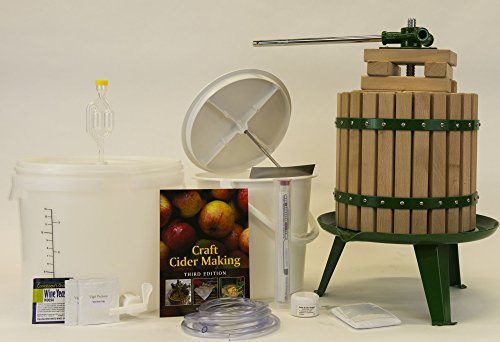 12Ltr Hobby Press - Starter Cider Making kit