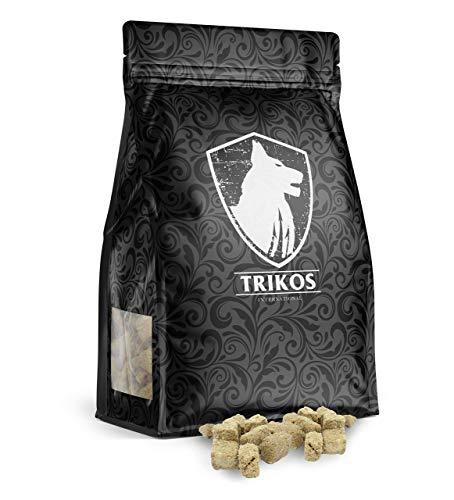 TRIKOS Freeze Dried Premium Dog Food - Dog Training Treats - Beef, 5oz