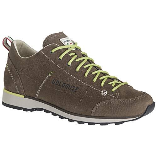 Dolomite Unisex Zapato Cinquantaquattro Low Lt Urban Leichtathletik-Schuh, Schlammgrün, 40 2/3 EU