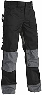 Blakl/äder 150818609955D92 X1500 High Vis Pantalon classe 1 Taille D92 Noir//Rouge