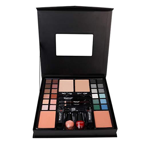 Coffret Maquillage, Kit de maquillage cosmétique imperméable de haute qualité pour les vacances
