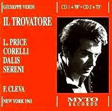 Verdi: Il Trovatore (New York, February 4, 1961)