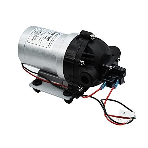 Pumps & Sanitärausrüstung Brushless Hochdruckwasserpumpe DP-60 (BLDC) 5L / min (1,3GPM) Selbstansaugende Membranpumpe Auto-Druckschalter Für Fischtank, Hydroponik, Aquaponik (Voltage : 24)