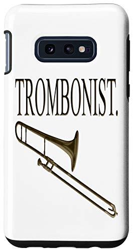 Galaxy S10e Trombonist Trombone Player Case