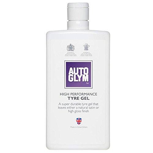Autoglym 945106040Alto Rendimiento neumático Gel, Blanco, 500ml