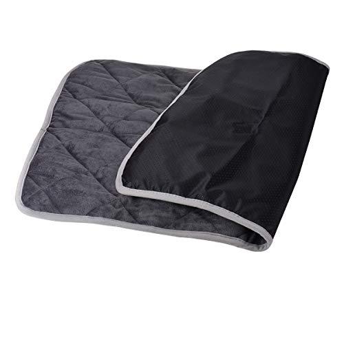 Queta Selbstheizende Decke für Katzen und Hunde,Haustier Wärmematte 58 * 88cm,hundematte, katzendecke selbstwärmend, Softe Warme Hundedeck für Floors Sofas Haustierbett