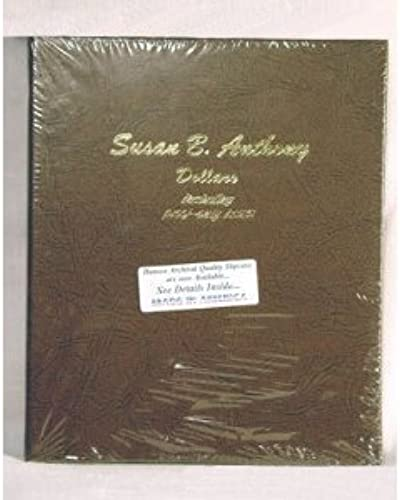 Dansco Susan B. Anthony with Proofs Album ( 8180) by Dansco