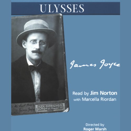 Ulysses, Volume 3 cover art