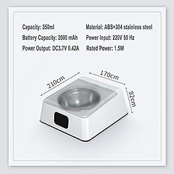 BOENTA Distributeur Croquette Chat Distributeur Croquette Chien Distributeur De Croquettes Chat Gamelle Automatique Chat Distributeur Croquette