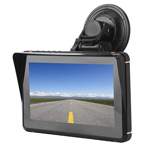 Navegador de motocicletas, sistema de navegación navegador a prueba de agua, navegación GPS de doble uso para automóvil, impermeable para autobús CE 6.0