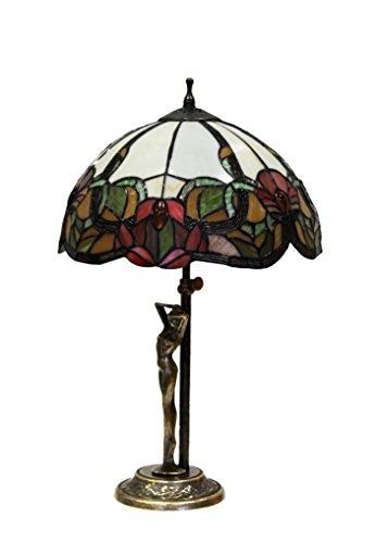 Lampe de table Tiffany grande