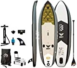 DIMPLEYA Equipos De Paddle Surf Tabla De Paddle, Pesca Desde embarcación,Blanco