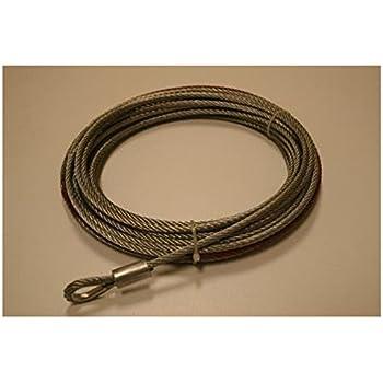 Bulldog Winch 20109 Wire Rope