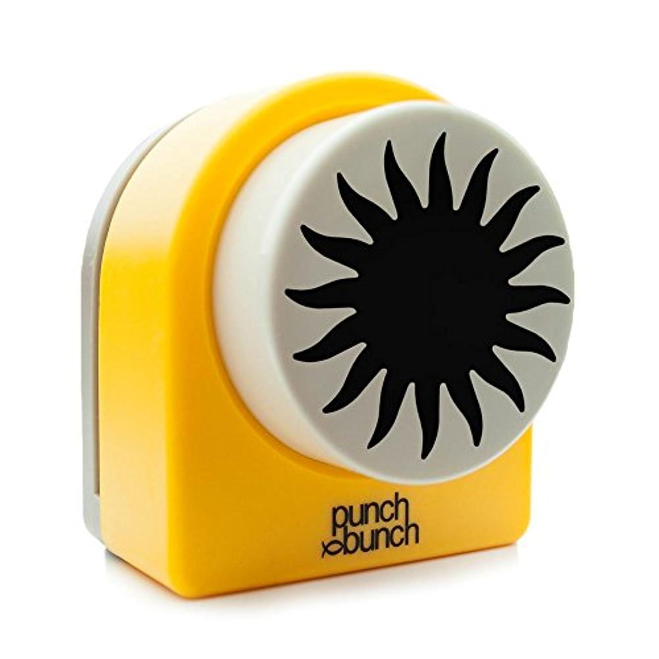 Punch Bunch Super Giant Punch, Sun