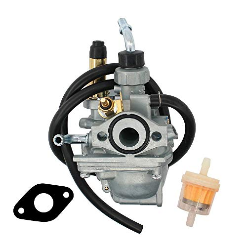 HuthBrother 35mm TTR50 Carburetor Compatible with Yamaha TTR50 2006-2011 TTR50E 2006-2009 Dirt Bikes,1P6-E4101-10