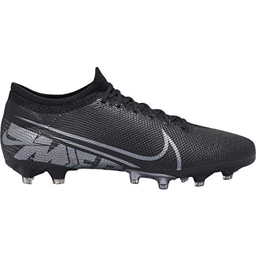 Nike Mercurial Vapor 13 Pro AG-Pro - Zapatillas deportivas para hombre, color negro