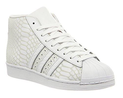 adidas - Zapatillas para hombre Blanco White Snake Exclusive
