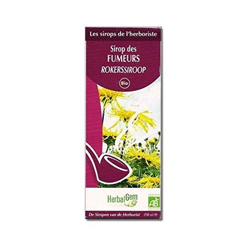 HerbalGem Sirop des Fumeurs Bio 250 ml