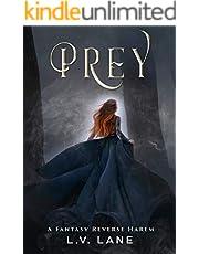 Prey: A Fantasy Shifter Romance (Coveted Prey Book 1)
