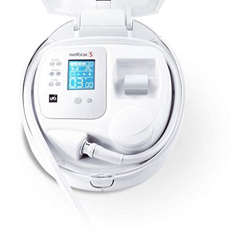 LPG - WELLBOX [S] - Appareil de Stimulation Cellulaire Anti-Âge et Minceur - Méthode 100% Naturelle & Prouvée - Blanc