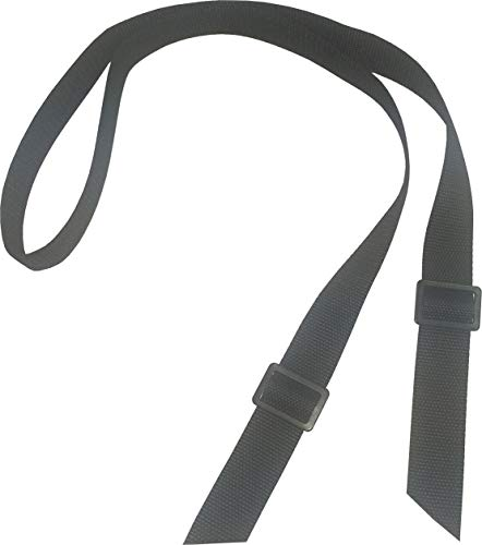 Fire Force Military Issue Rifle Sling 2 Point Sling with Adjusters for Military Rifles Made in USA NSN: 1005-01-368-9852 (Black)