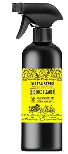 Dirtbusters Bio-Reiniger für Fahrrad/Motorrad, mit Mikroben und Enzymen, umweltfreundlich, 1 Liter