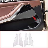 アルミ合金車のインナーカードアスピーカーフレームトリム ために BMW X5 X7 G05 G07 2018-2020