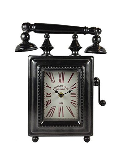 MZ Berger Musical Instrument Clock Ashton Sutton CX1671