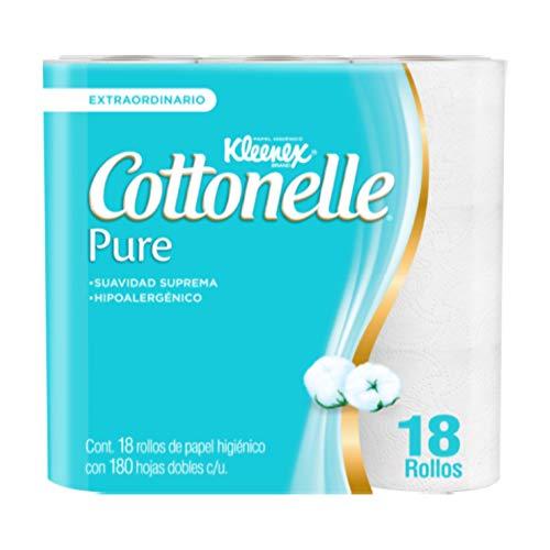 Papel Higienico Walmart marca Kleenex Cottonelle