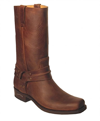 Sendra Boots 2380MO braun * incl. original Mosquito ® Stiefelknecht * (44,5)