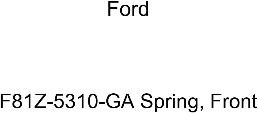 Genuine Ford F81Z-5310-GA Brand new Spring Front SEAL limited product
