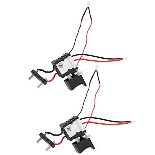 速度制御トリガースイッチ電気スイッチトリガー多機能クイックチャック産業用ツール電動工具手動電気ドリル用トリガースイッチ