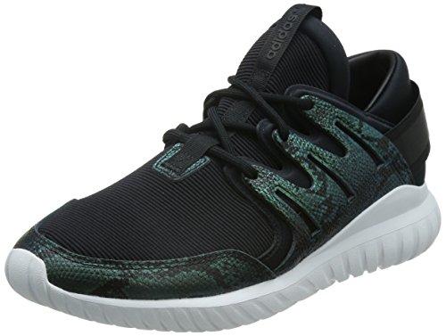 adidas Shoes Tubular Nova - Zapatillas deportivas, color negro, 38 2/3
